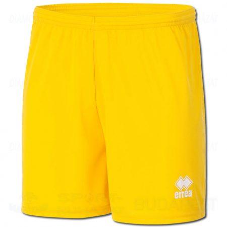 ERREA NEW SKIN sportnadrág - sárga