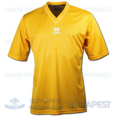 ERREA RODI futball mez - sárga