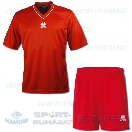 ERREA RODI KIT futball mez + nadrág KIT - piros