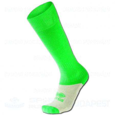ERREA POLYESTERE SOCKS sportszár - UV zöld