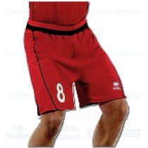 ERREA JETS PANTA SENIOR férfi kosárlabda nadrág - piros-fehér-fekete [2XL]