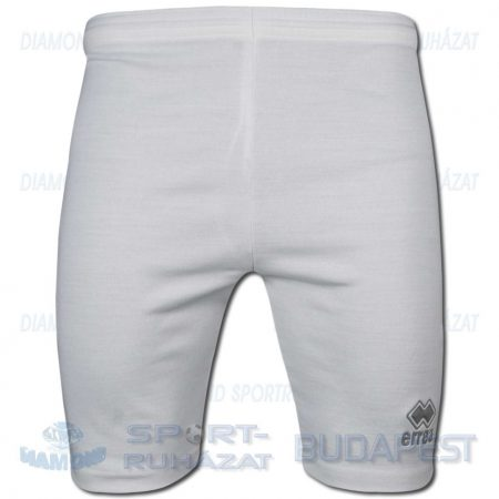 ERREA RUN edző nadrág (aláöltöző bermuda) - fehér [L]