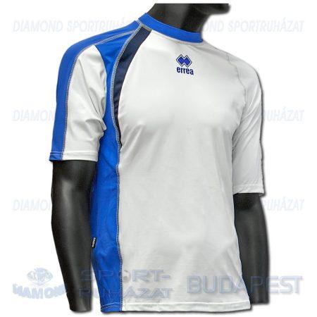 ERREA SHARM SHIRT SENIOR futball mez - fehér-azúrkék-sötétkék [XL]