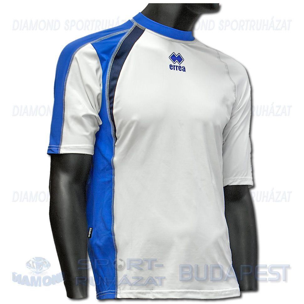 ERREA SHARM futball mez - fehér-azúrkék-sötétkék - Sportbirodalom 1beadc3e13