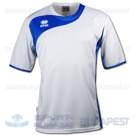 ERREA TONIC SHIRT futball mez - fehér-azúrkék