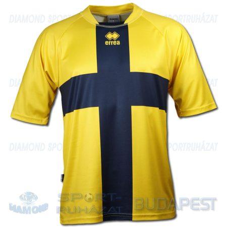 ERREA PARMA futball mez - sárga-sötétkék