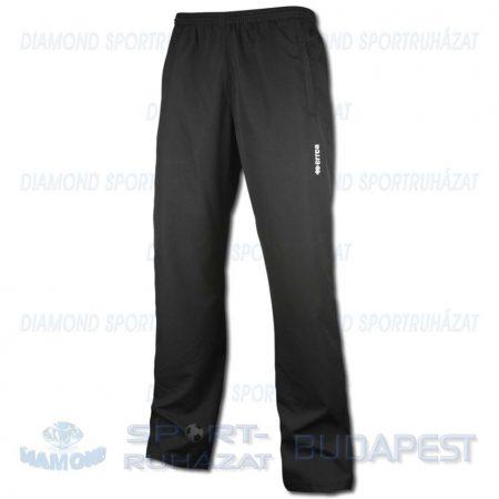 ERREA MAGIC mikroszálas szabadidő melegítő nadrág - fekete