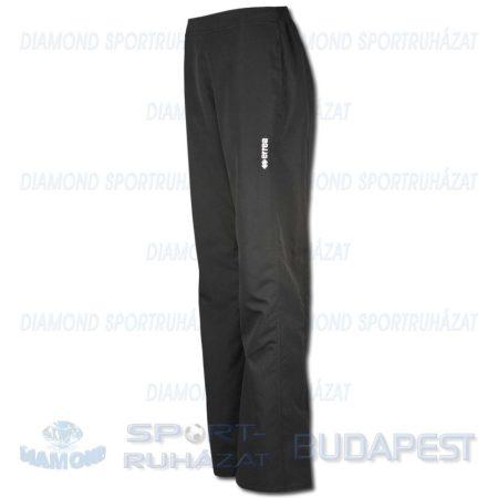 ERREA MAGIC WOMAN SENIOR női mikroszálas szabadidő melegítő nadrág - fekete [XL]