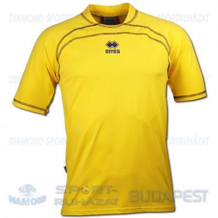 ERREA BYRON férfi futball mez - sárga