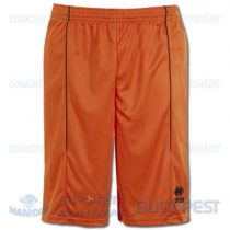 ERREA ALPHA SHORT férfi kosárlabda nadrág - narancssárga-fekete