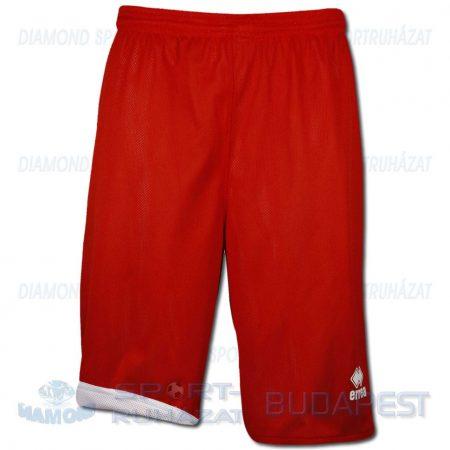 ERREA NEW TUCSON DOUBLE SHORT kifordíthatós kosárlabda nadrág - piros-fehér