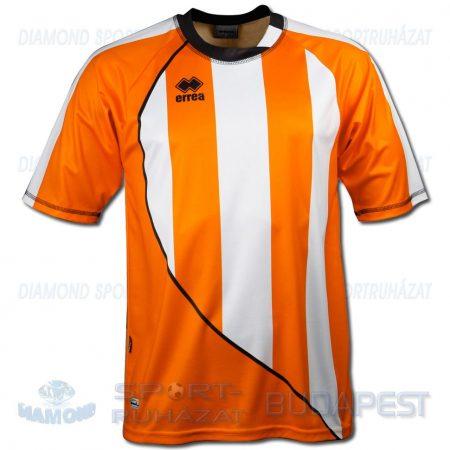 ERREA HURON SHIRT futball mez - narancssárga-fehér