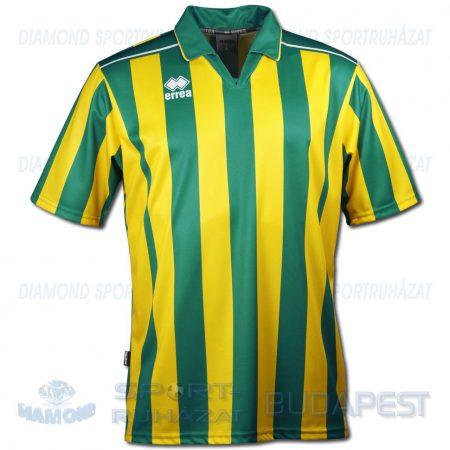ERREA EYRE SENIOR futball mez - zöld-sárga [XL]