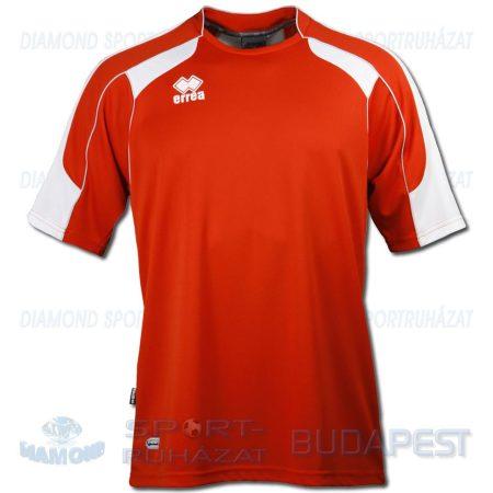ERREA KLIMT SHIRT futball mez - piros-fehér