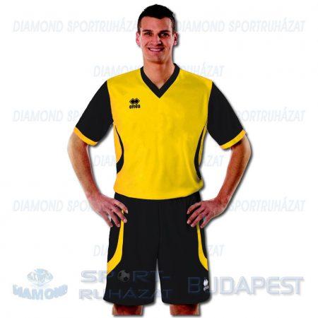 ERREA LAND KIT futball mez + nadrág KIT - sárga-fekete