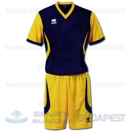 ERREA LAND KIT futball mez + nadrág KIT - sötétkék-sárga