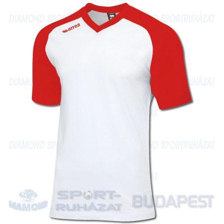 ERREA UNION pamut póló (rövid ujjú) - fehér-piros