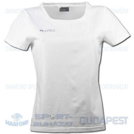 ERREA KARTIKA WOMAN női pamut póló (rövid ujjú) - fehér