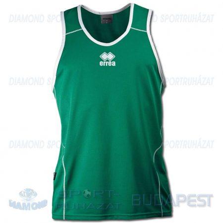 ERREA SUN SENIOR férfi atléta mez (ujjatlan) - zöld-fehér [XL]