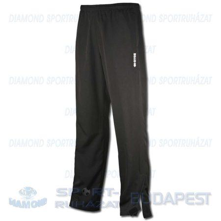 ERREA KLIMT TROUSERS mikroszálas szabadidő melegítő nadrág - fekete