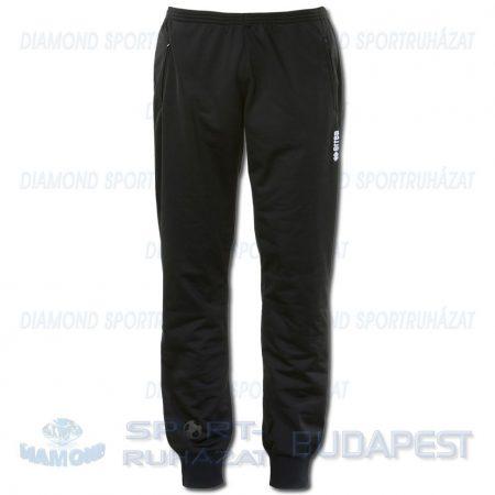 ERREA SINTRA edző- és szabadidő melegítő nadrág - fekete