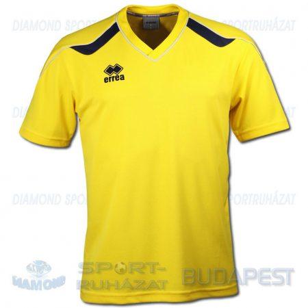 ERREA RENO futball mez - sárga-sötétkék
