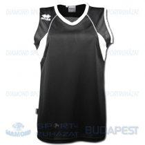ERREA JOYCE SHIRT női kosárlabda mez - fekete-fehér
