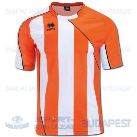 ERREA HOVE SHIRT futball mez - narancssárga-fehér-fekete
