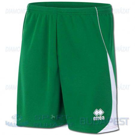ERREA HOVE SHORT SENIOR sportnadrág - zöld-fehér [L]