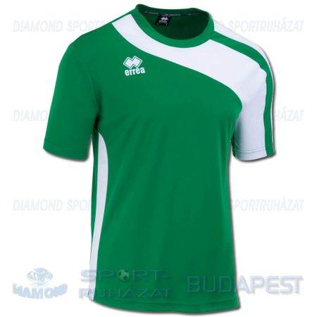 ERREA BOLTON SHIRT futball mez - zöld-fehér