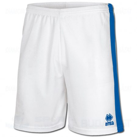 ERREA BOLTON SHORT sportnadrág - fehér-azúrkék