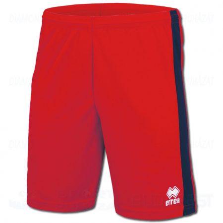 ERREA BOLTON SHORT sportnadrág - piros-sötétkék