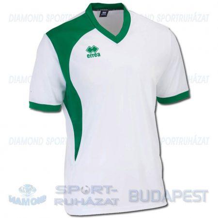 ERREA NEATH SHIRT SENIOR futball mez - fehér-zöld [L]