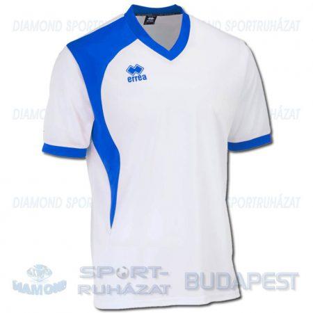 ERREA NEATH SHIRT futball mez - fehér-azúrkék