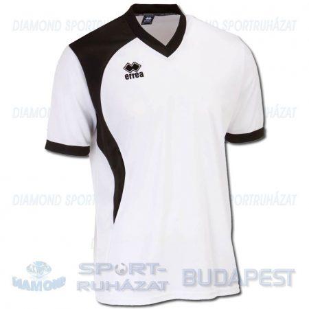 ERREA NEATH SHIRT SENIOR futball mez - fehér-fekete [L]