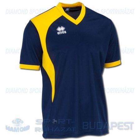 ERREA NEATH SHIRT futball mez - sötétkék-sárga