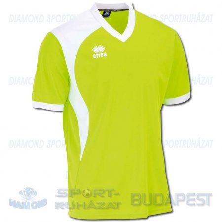 ERREA NEATH SHIRT SENIOR futball mez - UV zöld-fehér [L]