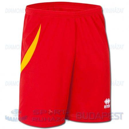 ERREA NEATH SHORT sportnadrág - piros-sárga