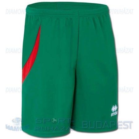 ERREA NEATH SHORT sportnadrág - zöld-piros [L]