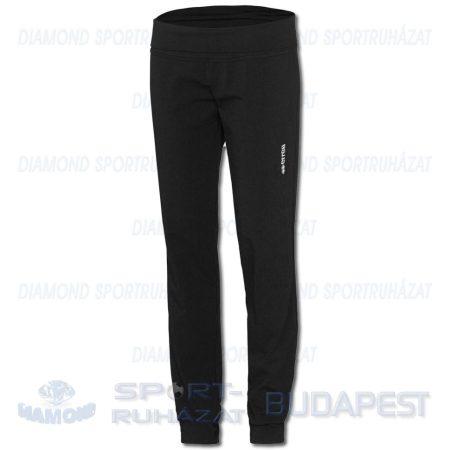 ERREA ROCKS WOMAN női elasztikus pamut szabadidő melegítő nadrág - fekete