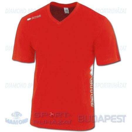 ERREA PROFESSIONAL 12 pamut póló (rövid ujjú) - piros