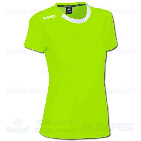 ERREA RAMOS WOMAN női röp- és kézilabda mez - UV zöld
