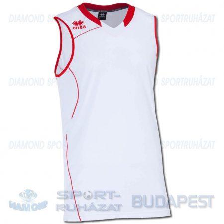ERREA DALLAS SINGLET kosárlabda mez - fehér-piros