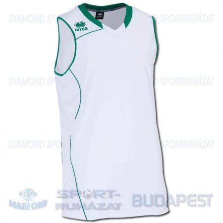 ERREA DALLAS SINGLET kosárlabda mez - fehér-zöld