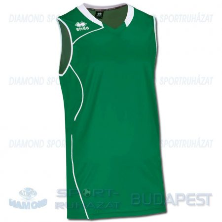 ERREA DALLAS SINGLET kosárlabda mez - zöld-fehér