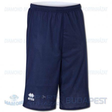 ERREA UTAH DOUBLE SHORT kifordíthatós kosárlabda nadrág - sötétkék-fehér [L]