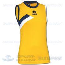 ERREA FORTUNE WOMAN női röp- és kosárlabda mez - sárga-sötétkék-fehér