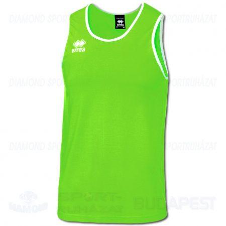 ERREA BOLT atléta mez (ujjatlan) - UV zöld-fehér