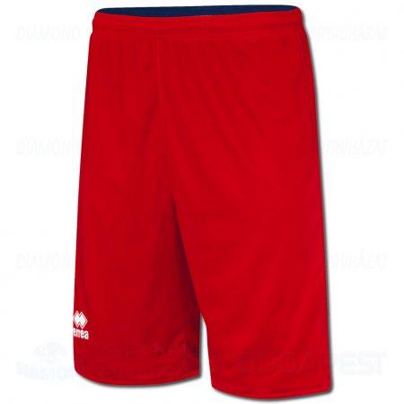 ERREA CHICAGO DOUBLE SHORT kifordíthatós kosárlabda nadrág - piros-sötétkék