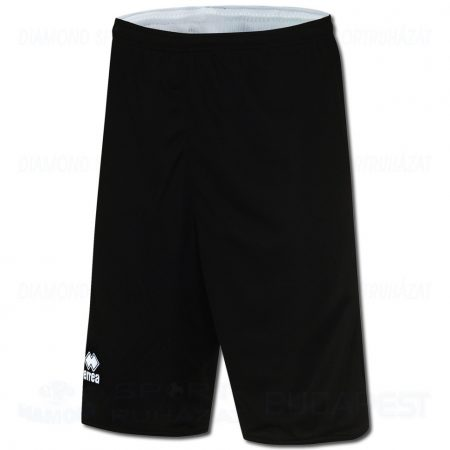 ERREA CHICAGO DOUBLE SHORT kifordíthatós kosárlabda nadrág - fekete-fehér